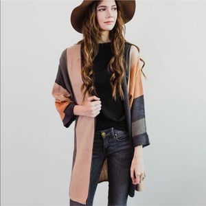 Chic EARTHY duster